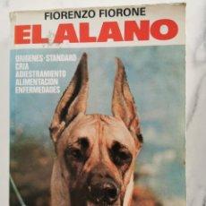Libros: EL ALANO. Lote 222226118