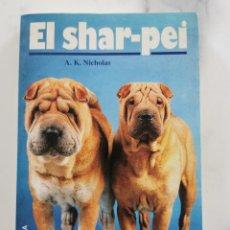Libros: EL SHAR-PEI. Lote 222226257