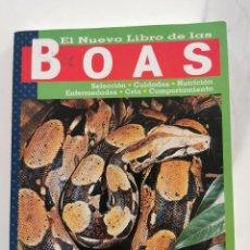 Libros: BOAS. Lote 222226675