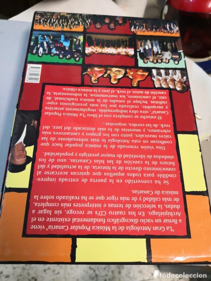 Libros: La música popular Canaria la Gran antología de la 4 CD y el libro - Foto 3 - 222236471
