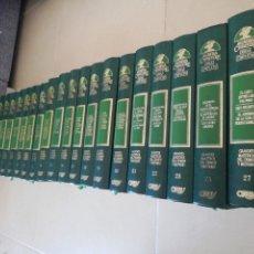Libros: AGATHA CHRISTIE OBRAS COMPLETAS (24 TOMOS) (FALTA EL 6-24-26)EDITORIAL ORBIS. Lote 236996540
