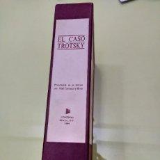 Libros: FACSIMIL.EL CASO TROTSKY.PRESENTACION DE UN PROCESO POR RAUL CARRANCA Y RIVAS.CONEPOD MEXICO D.F1994. Lote 222396180