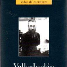 Libros: VALLE-INCLÁN. LA FIEBRE DEL ESTILO - MANUEL ALBERCA - CRISTÓBAL GONZÁLEZ ÁLVAREZ. Lote 222410245