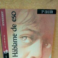 Libros: LIBRO. Lote 222504736