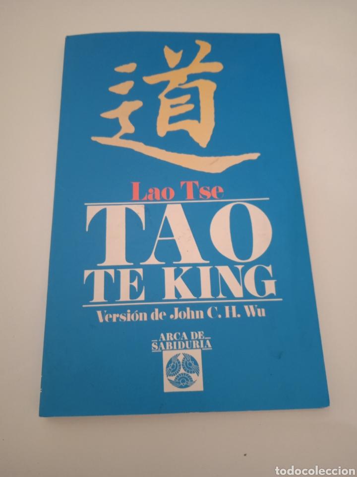 TAO TE KING VERSION DE JOHN C.H.WU (Libros sin clasificar)