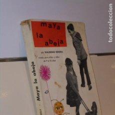Libros: MAYA LA ABEJA POR WALDEMAR BONSELS - JUVENTUD 1960. Lote 222696546