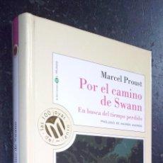 Libros: POR EL CAMINO DE SWANN. EN BUSCA DEL TIEMPO PERDIDO - PROUST, MARCEL:. Lote 222757782