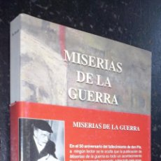Livres: MISERIAS DE LA GUERRA. LAS SATURNALES - BAROJA, PÍO:. Lote 222766295
