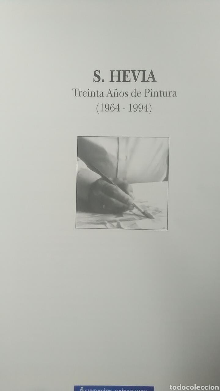 Libros: Segundo Hevia. Treinta años de pintura: 1964-1994 - Foto 2 - 222894951