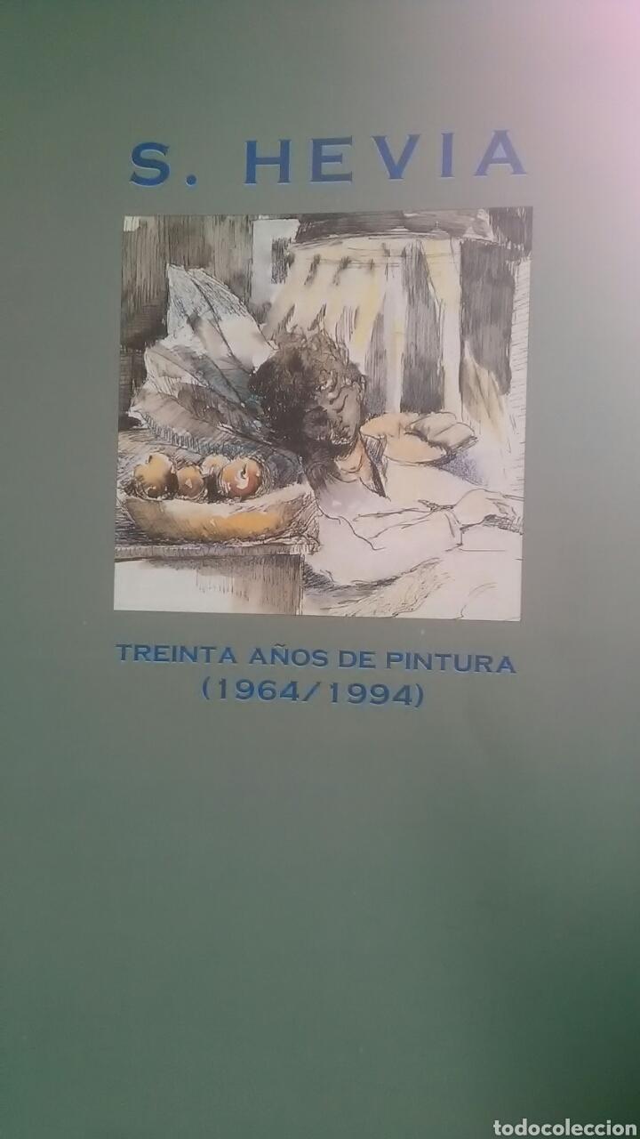 SEGUNDO HEVIA. TREINTA AÑOS DE PINTURA: 1964-1994 (Libros sin clasificar)