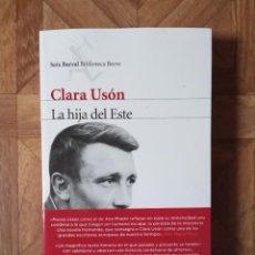 Libros: CLARA USÓN - LA HIJA DEL ESTE. Lote 222975501