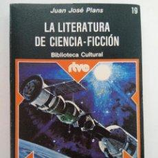 Livros em segunda mão: LITERATURA DE CIENCIA-FICCIÓN - JUAN JOSÉ PLANS - PLANETA. Lote 223007381