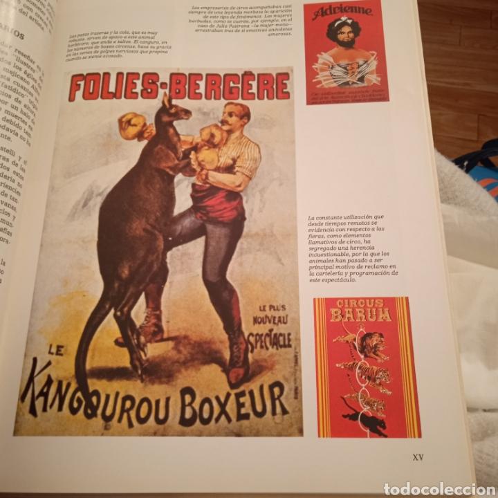 Libros: DOS TOMOS DEL MARAVILLOSO MUNDO DEL CIRCO - Foto 4 - 223536661