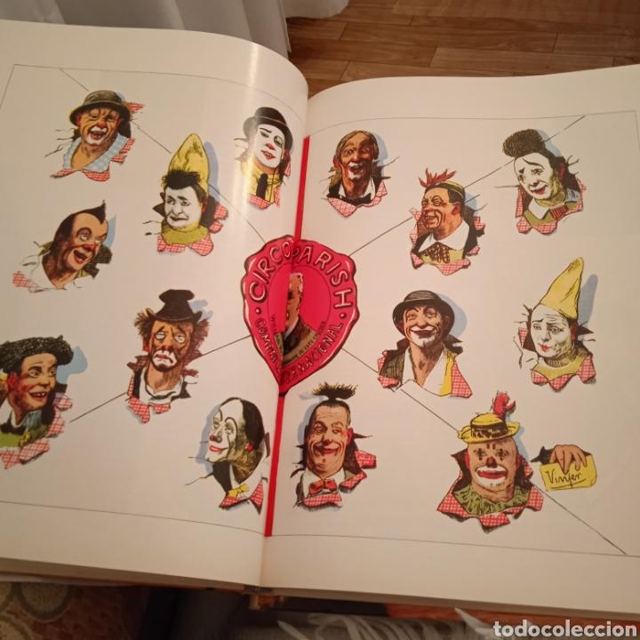 Libros: DOS TOMOS DEL MARAVILLOSO MUNDO DEL CIRCO - Foto 5 - 223536661
