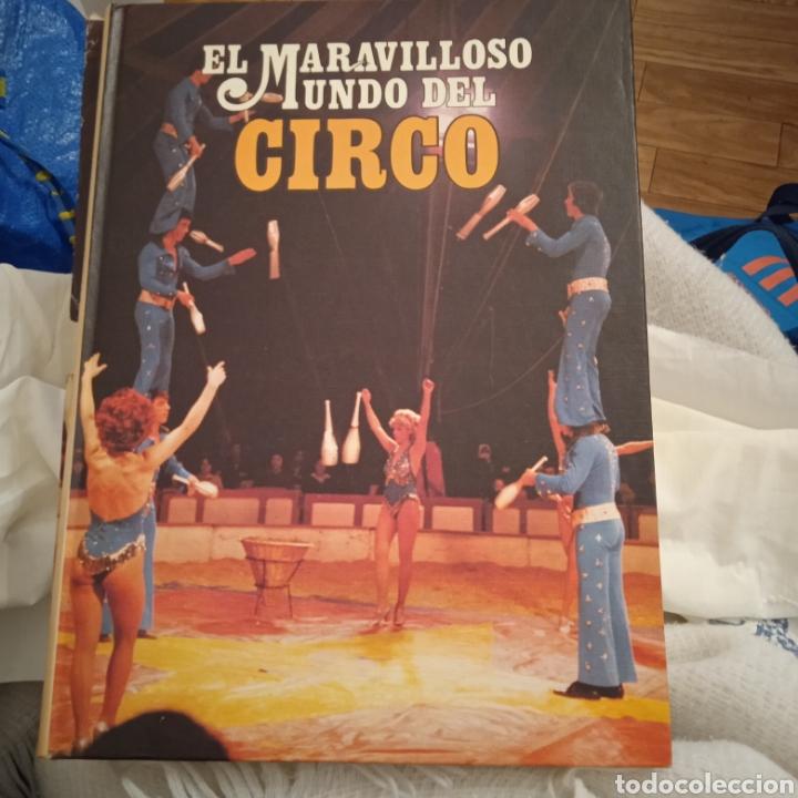 Libros: DOS TOMOS DEL MARAVILLOSO MUNDO DEL CIRCO - Foto 8 - 223536661
