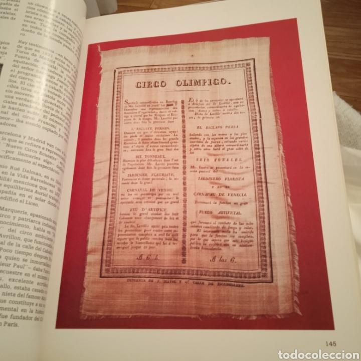 Libros: DOS TOMOS DEL MARAVILLOSO MUNDO DEL CIRCO - Foto 10 - 223536661