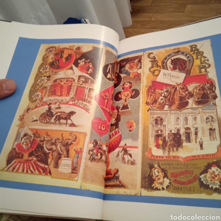 Libros: DOS TOMOS DEL MARAVILLOSO MUNDO DEL CIRCO - Foto 11 - 223536661