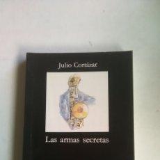 Libros: LAS ARMAS SECRETAS. JULIO CORTAZAR. CÁTEDRA. LETRAS HISPÁNICAS. 1989.. Lote 223929121