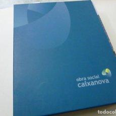 Libros: OBRA SOCIAL CAIZANOVA - 2 VOLUMENES - N 11. Lote 224501341