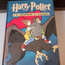 Libros: HARRY POTTER Y EL PRISIONERO DE AZKABAN. Lote 225168861