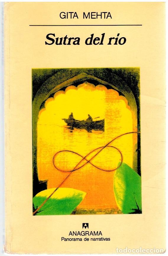 SUTRA DEL RÍO - GITA MEHTA (Libros sin clasificar)