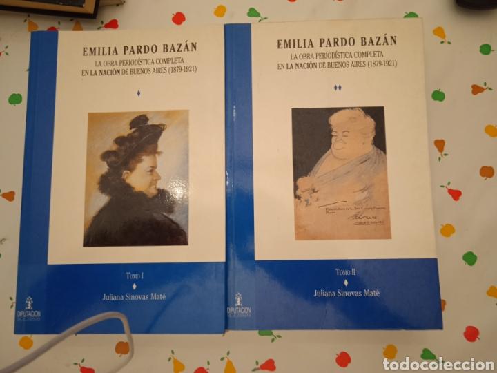 MIGUEL PARDO BAZÁN OBRAS PERIODISTICAS COMPLETAS EN 1879-1921 (Libros sin clasificar)