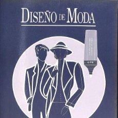 Libros: CURSO DE DISEÑO DE MODA - VESTIDO Y MODA 3. Lote 225877791