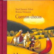 Libros: CUENTOS CHECOS. Lote 225877815