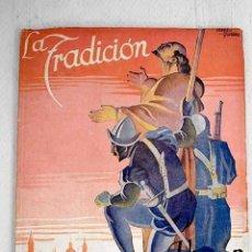 Libri di seconda mano: LA TRADICIÓN DE LA VENIDA DE LA VIRGEN MARÍA EN CARNE MORTAL A ZARAGOZA.- IZQUIERDO TROL, FRANCISCO. Lote 225929210