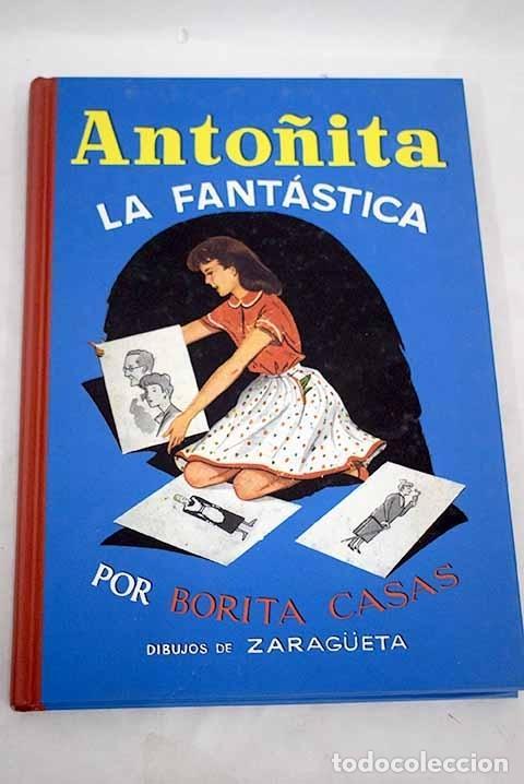 ANTOÑITA LA FANTÁSTICA (Libros sin clasificar)