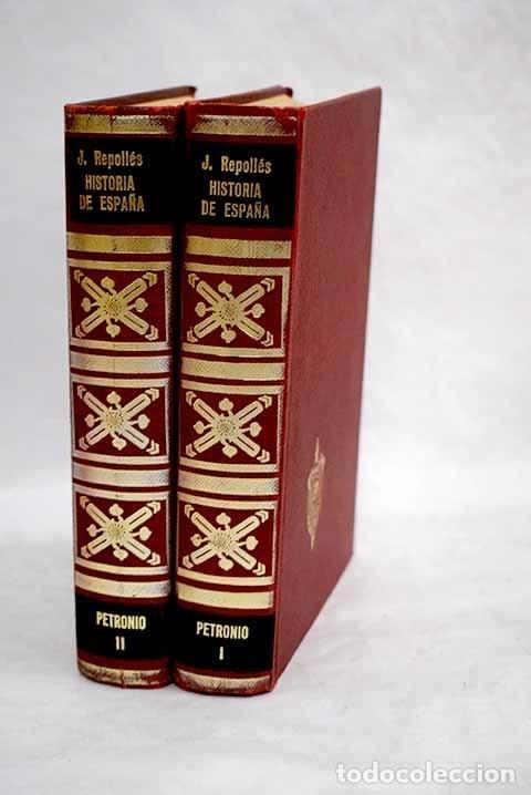 HISTORIA DE ESPAÑA (Libros sin clasificar)