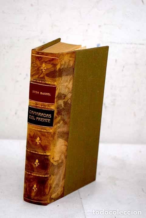 CAMARADAS DEL FRENTE (Libros sin clasificar)
