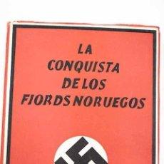 Libri di seconda mano: LA CONQUISTA DE LOS FIORDS NORUEGOS.- VON HASE, GEORG. Lote 225982150
