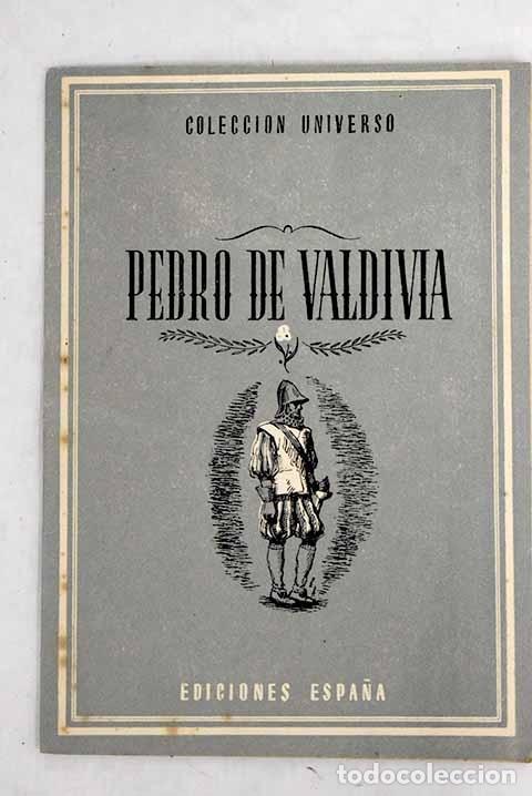 PEDRO DE VALDIVIA (Libros sin clasificar)