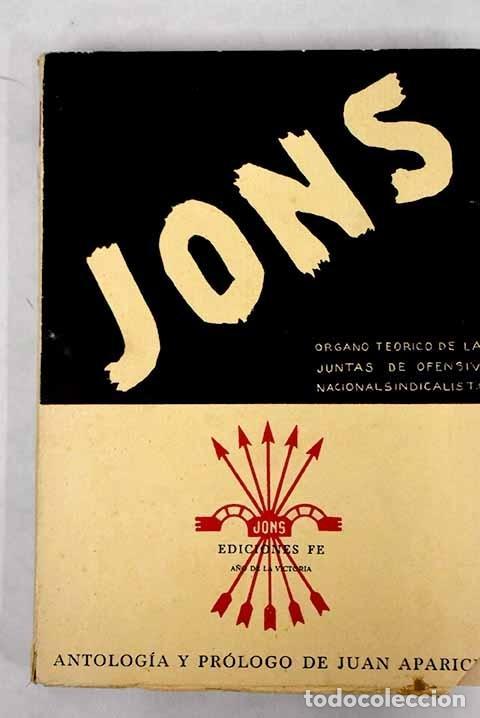 JONS (Libros sin clasificar)