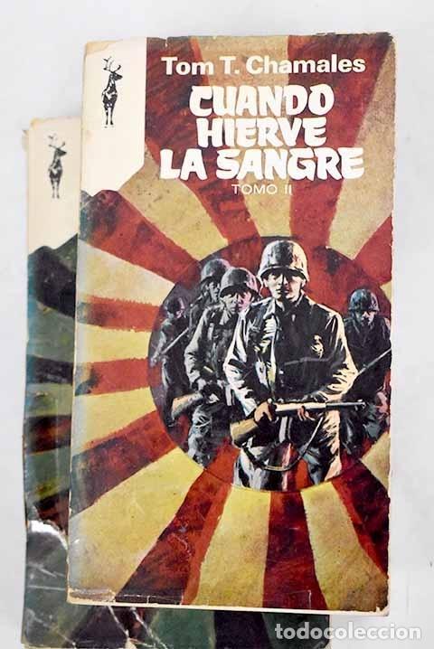 CUANDO HIERVE LA SANGRE (Libros sin clasificar)