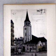 Libros: BERNARD BUFFET, PARÍS.- BAUER, GÉRARD. Lote 226014651