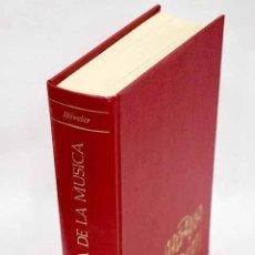 Livros em segunda mão: ENCICLOPEDIA DE LA MÚSICA: GUÍA DEL MELÓMANO Y DEL DISCÓFILO.- HOWELER, CASPER. Lote 226051475