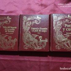 Libros: LOTE DE TRES LIBROS: EDICIONES ZEUS. 1968. 1969. 1972. TODOS PRIMERAS EDICIONES. LEER INTERIOR. Lote 226072180