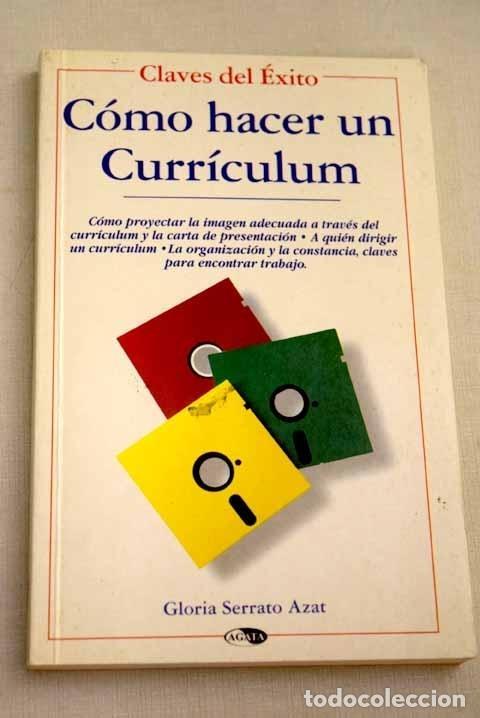 CÓMO HACER UN CURRÍCULUM (Libros sin clasificar)
