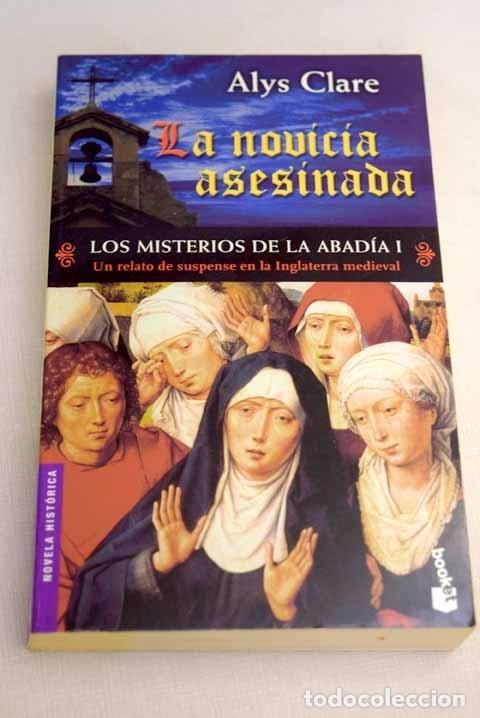 LA NOVICIA ASESINADA (Libros sin clasificar)
