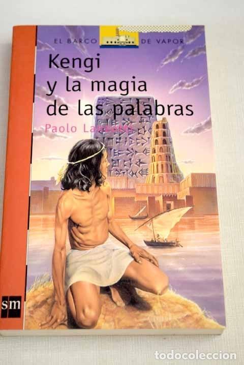 KENGI Y LA MAGIA DE LAS PALABRAS (Libros sin clasificar)