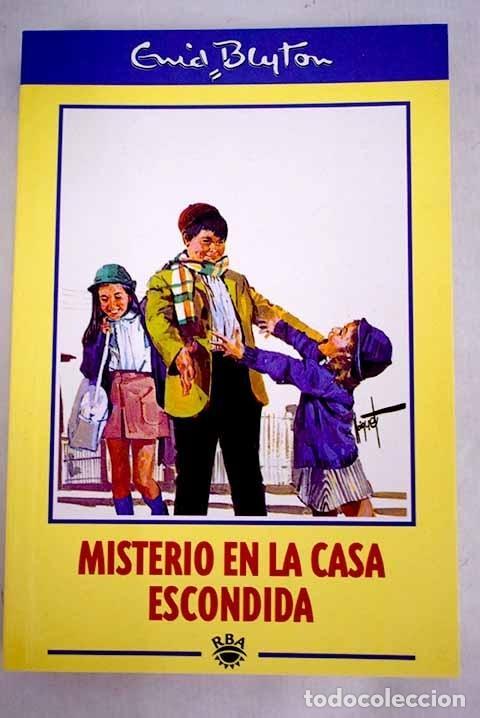MISTERIO EN LA CASA ESCONDIDA (Libros sin clasificar)
