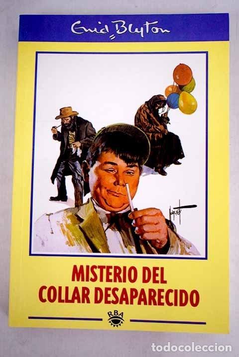 MISTERIO DEL COLLAR DESAPARECIDO (Libros sin clasificar)