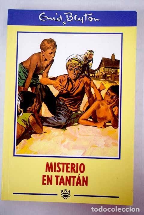 MISTERIO EN TANTÁN (Libros sin clasificar)