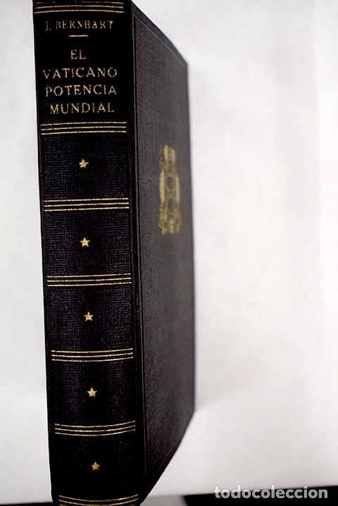 EL VATICANO: POTENCIA MUNDIAL (Libros sin clasificar)