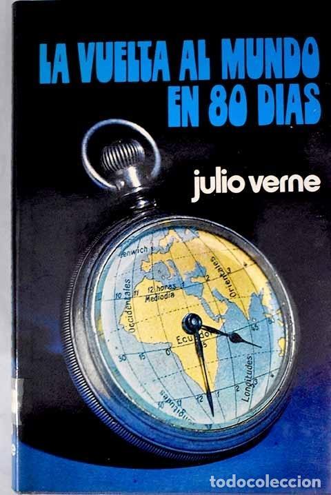 LA VUELTA AL MUNDO EN 80 DÍAS (Libros sin clasificar)