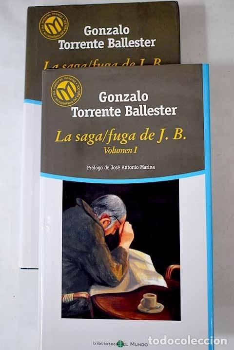 LA SAGA/FUGA DE J.B (Libros sin clasificar)