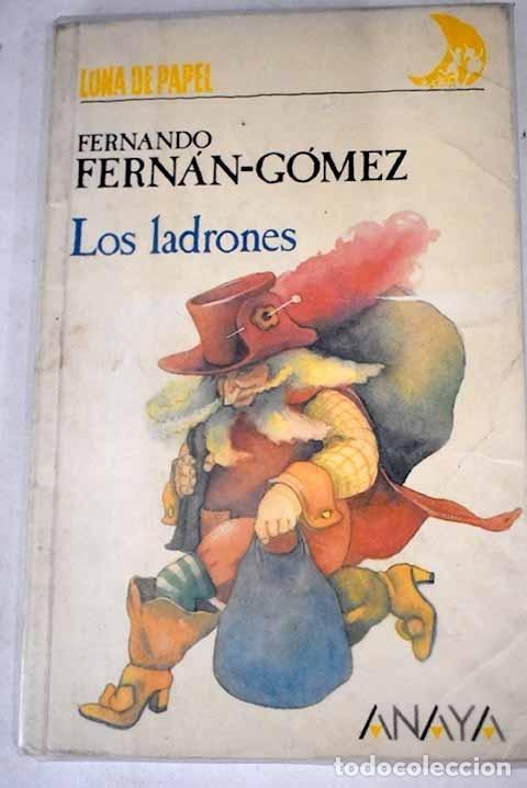 LOS LADRONES (Libros sin clasificar)