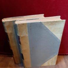 Libros: LA DIVINA COMEDIA INFERN / PURGATORI MARQUES DE BARANZO 2 TOMOS ORIGINAL AÑO 1924 EN CATALÁN (T1). Lote 226272040